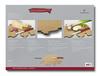 Набор Victorinox Swiss Map: нож для овощей и сыра 11 см + разделочная доска Epicurean