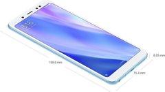 Xiaomi Redmi Note 5 3/32Gb Global Version Blue (Голубой)