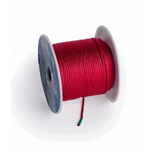 Шнур 3 мм, красный
