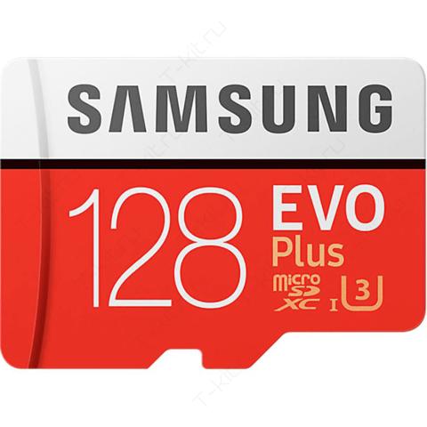 Samsung MicroSDXC 128Gb