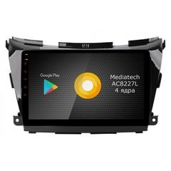 Штатная магнитола на Android 8.1 для Nissan Murano 3 Roximo S10 RS-1206