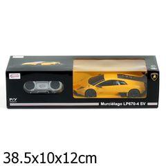 Rastar Металлическая радиоуправляемая машина Lamboighini Murcielago LP670-4 (39000-RASTAR / 166929)