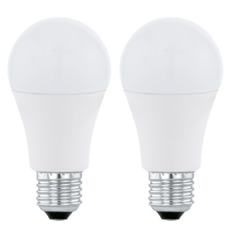 Лампа  Eglo LED LM-LED-E27 2х11W 1055Lm 3000K A60 11484