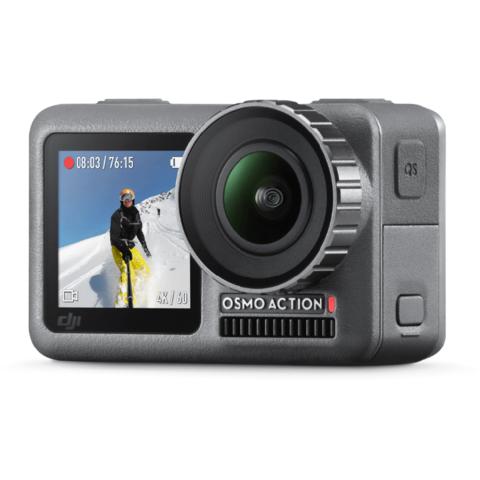 DJI Osmo Action - экшн-камера