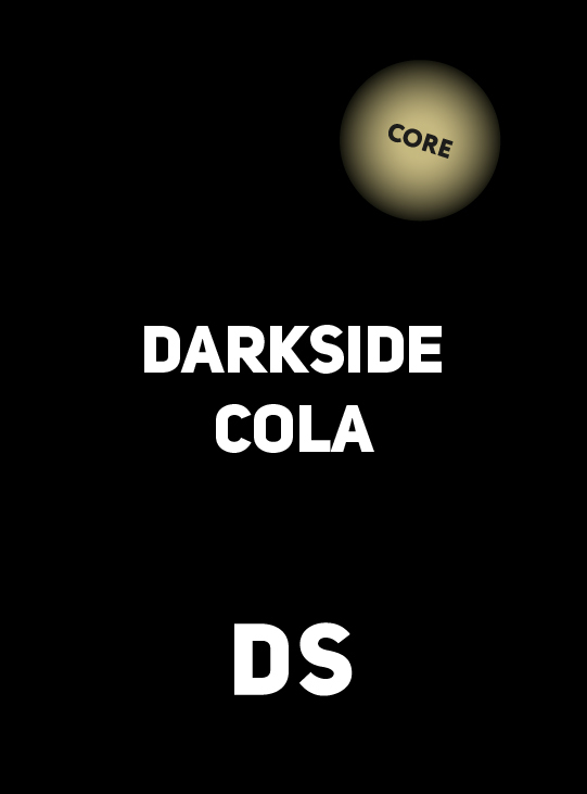 Аксессуар DS CORE DARKSIDE COLA 100