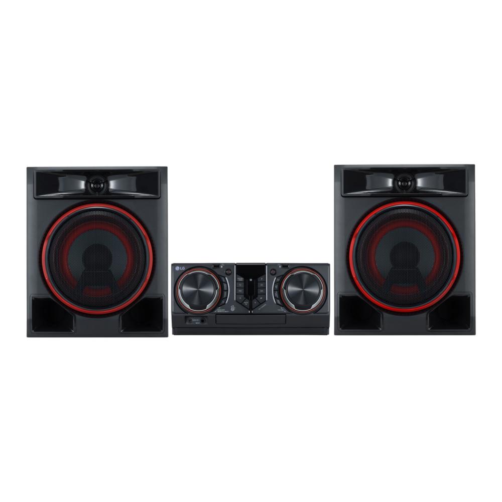 Аудиосистема LG с диджейскими функциями и караоке XBOOM CL65DK фото