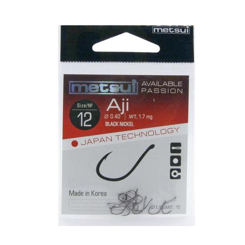 Крючки Metsui AJI bln № 12