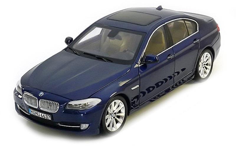 Коллекционная модель BMW F10 550i 2010