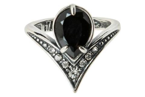 Кольцо с серебрением Фюрн