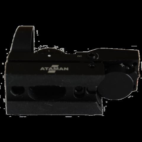 Прицел коллиматорный  ATAMAN 1x23x34 Multi Reticle Dovetail