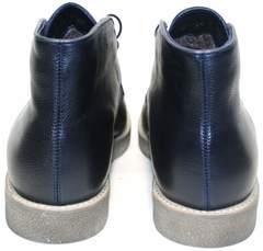 Мужские зимние ботинки на толстой подошве Ikoc 004-9 S