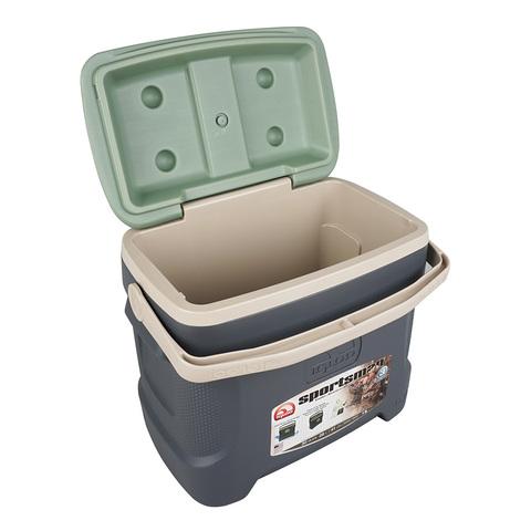 Изотермический контейнер (термобокс) Igloo Sportsman 30 (28 л.), серый