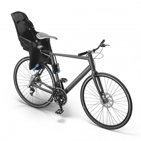 Картинка велокресло Thule RideAlong Lite темно-серое