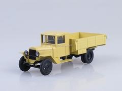 ZIS-5V UralZIS-5V board beige 1:43 Nash Avtoprom