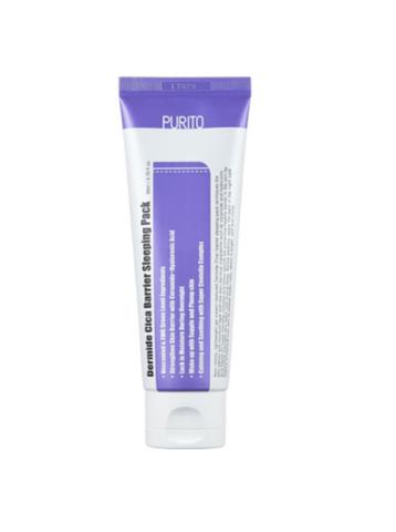 PURITO Ночная маска с экстрактом центеллы PURITO Dermide Cica Barrier Sleeping Pack 80ml