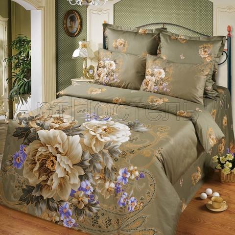 Комплект постельного белья Ваниль Premium