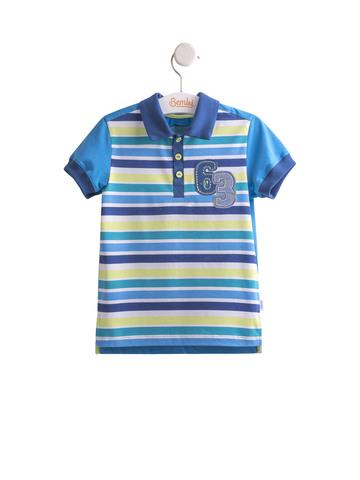 ФБ528 Футболка-поло для мальчика