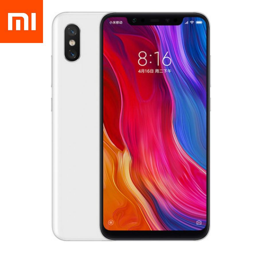 Смартфон Xiaomi Mi 8 6 / 64GB (белый)