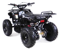 Детский бензиновый квадроцикл MOTAX ATV Х-16 Мини-Гризли BIG WHEEL с электростартером и родительским контролем