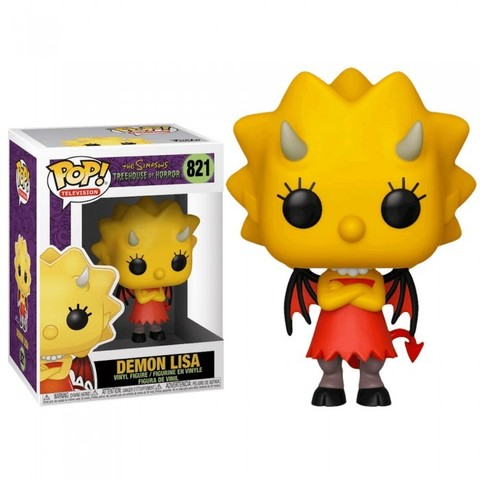 Demon Lisa Simpson Funko Pop! || Демон Лиза