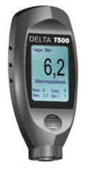 Толщиномер лакокрасочных покрытий DELTA T 500
