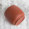 Набор пиал из красной глины, 4 шт. 80 мл #R12
