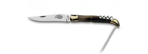 Нож складной 3 предмета (одно лезвие+штопор+шило), Forge de Laguiole3211 B