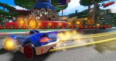 Xbox One Team Sonic Racing (русские субтитры)