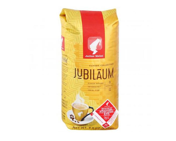 купить Кофе в зернах Julius Meinl Jubileum, 250 г