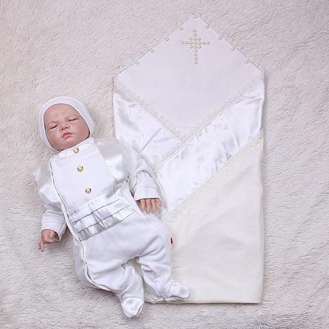 Набор на крещение Диво айвори