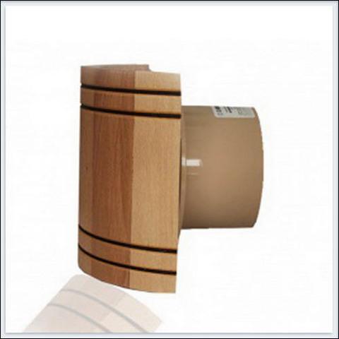 Накладной вентилятор MMotors JSC MM-S 100 бочка (для бань и саун)