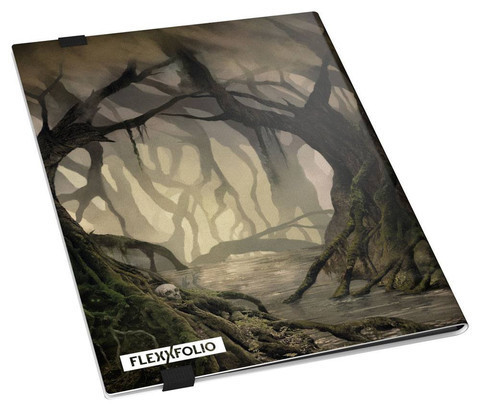 9-Pocket FlexXfolio Lands Edition Swamp 1