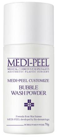 MEDI-PEEL Bubble Wash Powder пудра для умывания 70 г