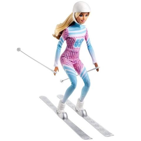 Барби Лыжница. Безграничные движения