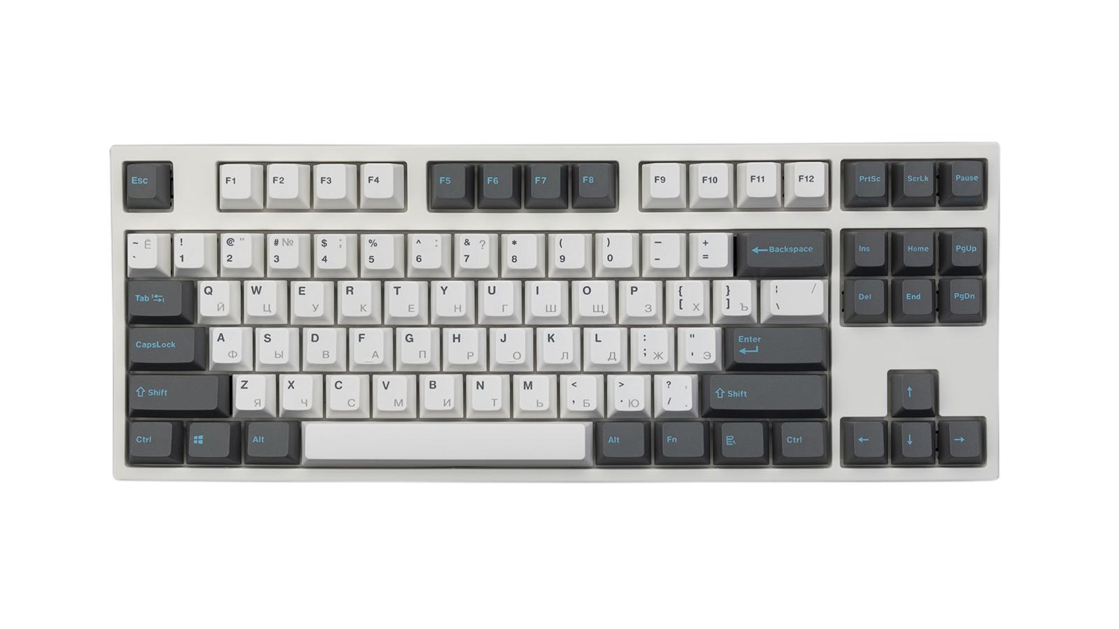 Leopold FC750R PD White Grey