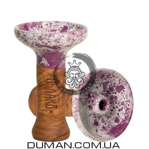 Чаша Oblako Phunnel Glaze Top (Облако) |Purple White M