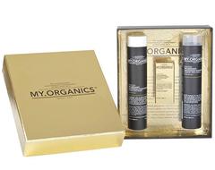Набор для реконструкции сухих и поврежденных волос, My.Organics