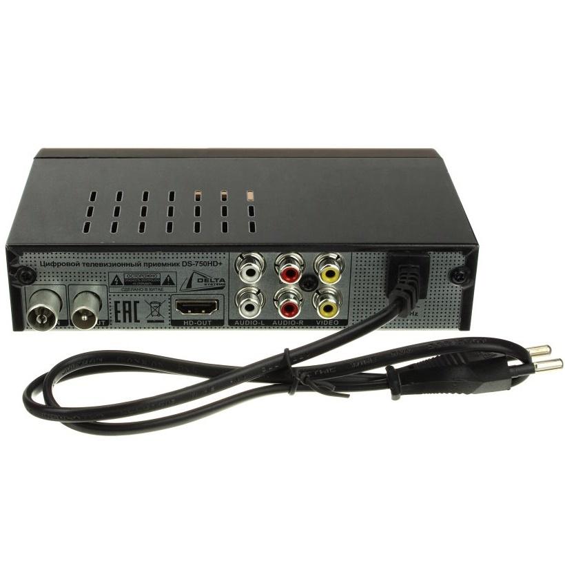 DVB-T2 приставка для цифрового телевидения