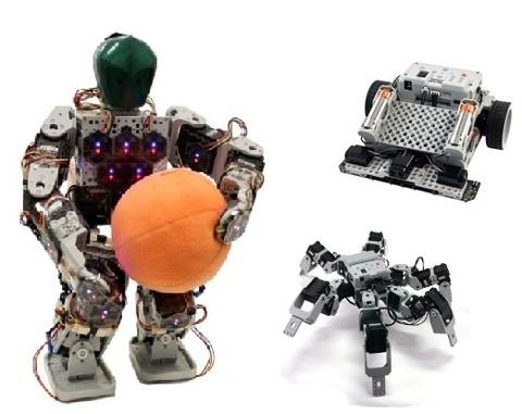 Образовательный модуль для углубленного изучения робототехники