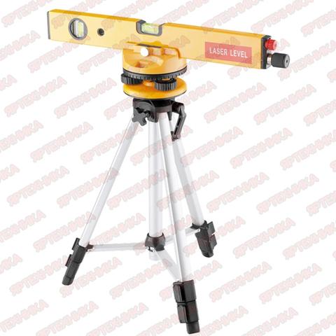 Уровень лазерный 400мм 3 глазка Matrix в интернет-магазине ЯрТехника