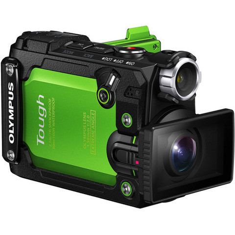 Экшн-камера Olympus TG Tracker Green