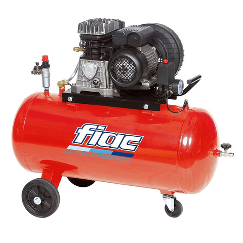 FIAC (CCS 100/360) Компрессор поршневой 100 л / 220 В / 10 бар
