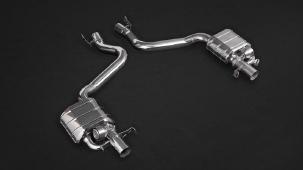 Выхлопная система Capristo для Mercedes E63 S W213