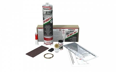 Набор для вклейки стекол Terostat 8597 HMLC SET 310мл.