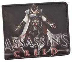 Ассассин Крид портмоне Эцио — Assassin's Creed Ezio Wallet