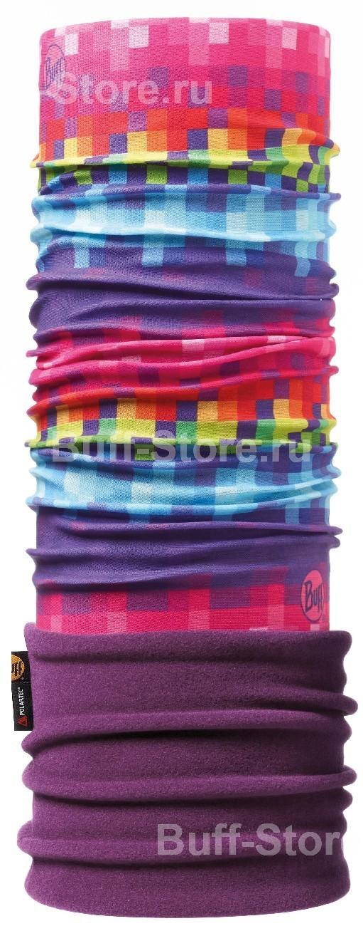 Детские шарфы Шарф-трансформер Buff Bits 111305.00.jpg