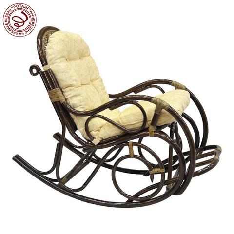 Кресло-качалка с подножкой Weekend2