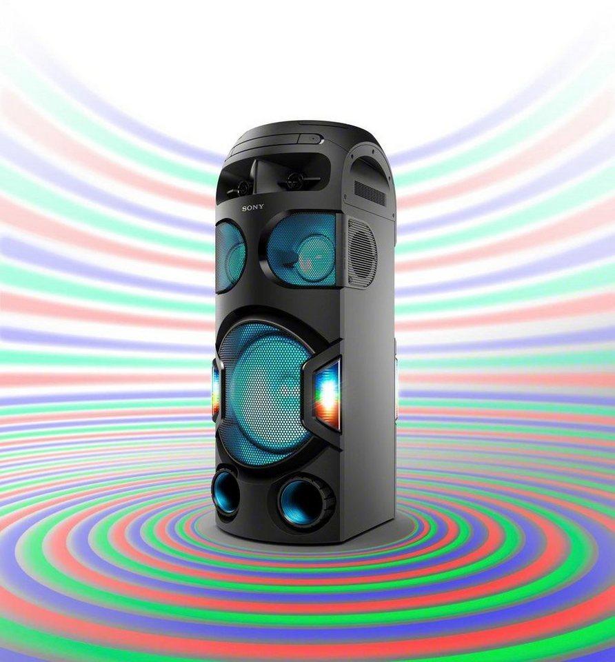 Sony MHC-V72D купить в Sony Centre Воронеж