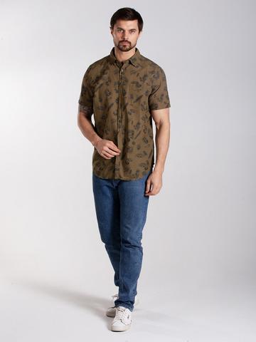 Рубашка к/р муж.  M012-06C-44GR MEXICO
