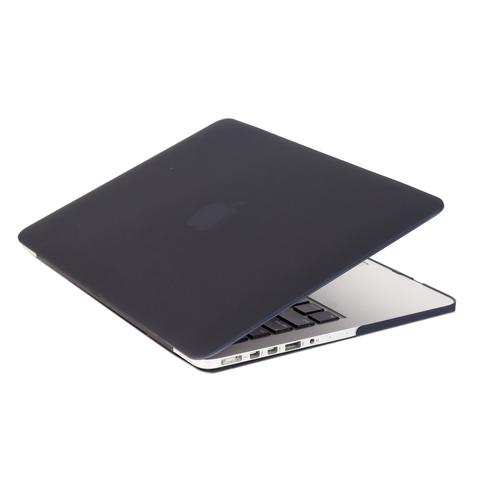 Накладка пластик MacBook Pro Retina 13.3 (2020) /matte black/ DDC